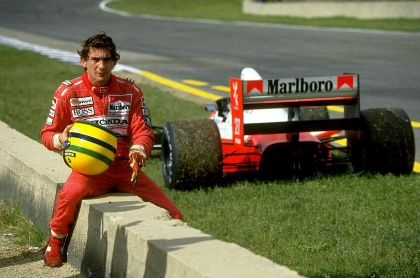 Ajrton Senna 2
