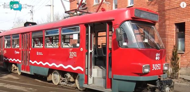 Brendirovannyj gorodskoj transport 1