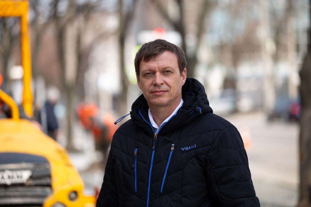 Gagarina Ruslan Moroz
