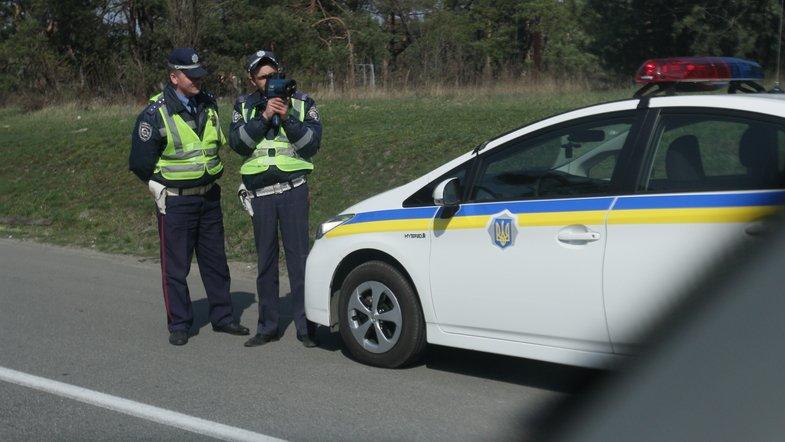 Politsai s radarom