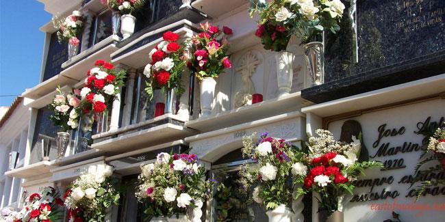 Prazdnik tsvetov v Barselone