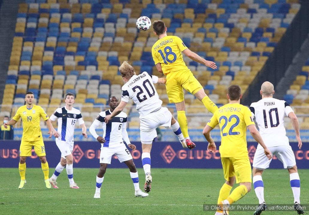 Ukraina Finlyandiya 1