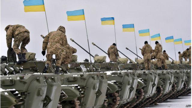 Ukrainskie dobrovoltsy 1