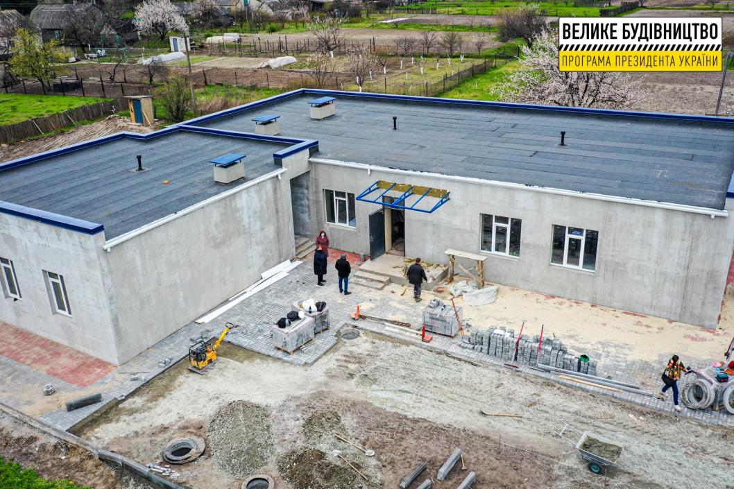 Ambulatoriya v Bogdanovke 2