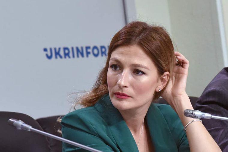 Emine Dzhaparova foto hromadske.ua