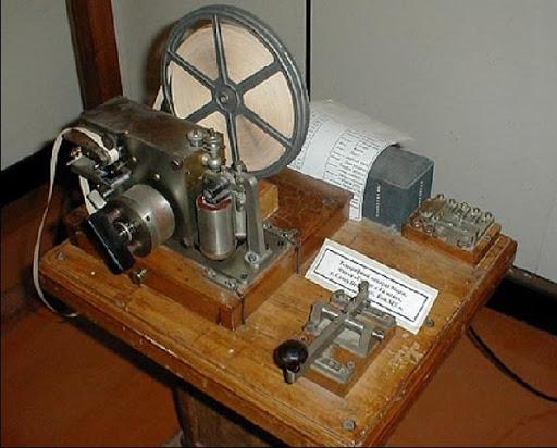 Telegrafnyj apparat