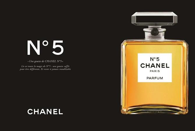SHanel 5 2
