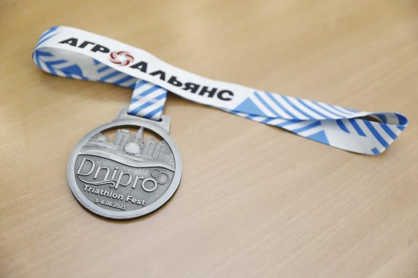 Triatlon medal