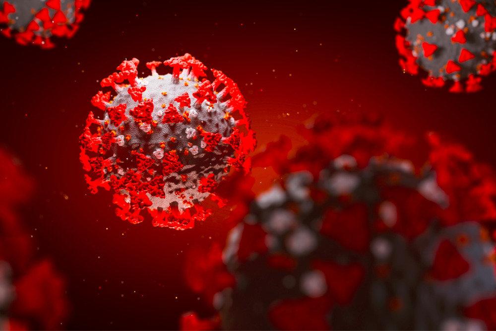 concept of sarscov2 or 2019ncov coronavirus picture id1208953647 d 850
