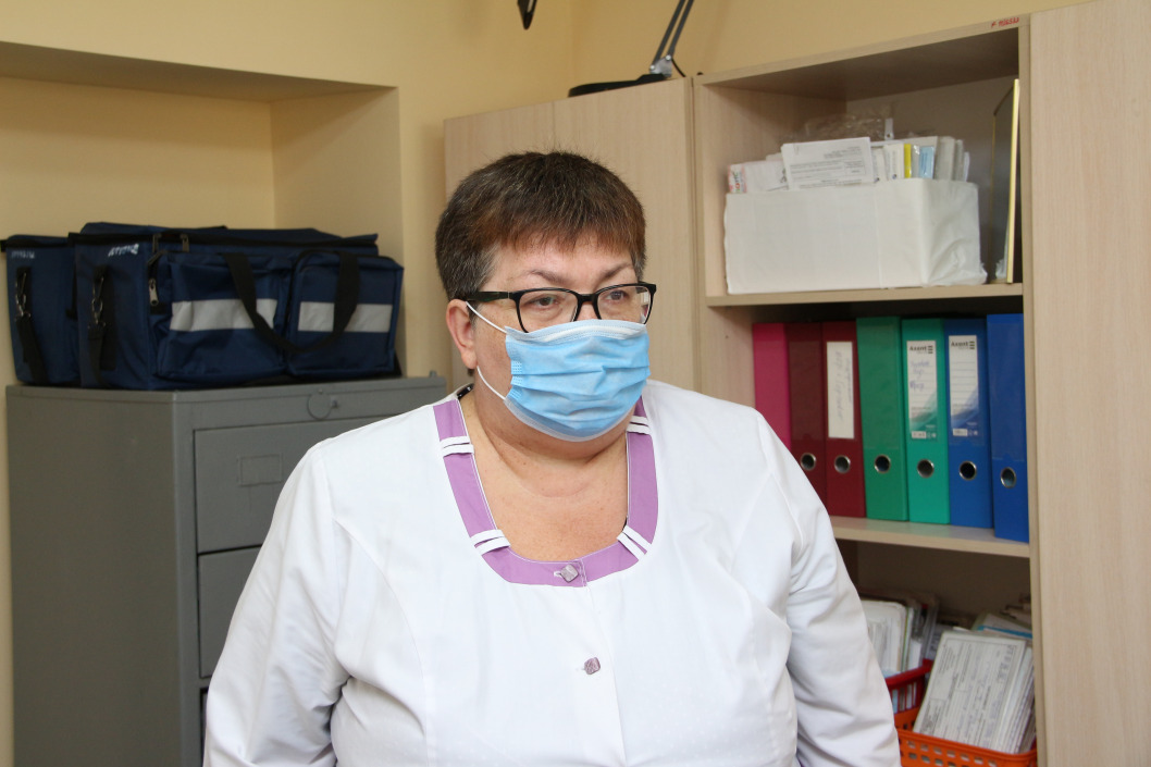 Ambulatoriya Margarita Stupakova