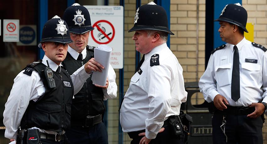 Londonskaya politsiya