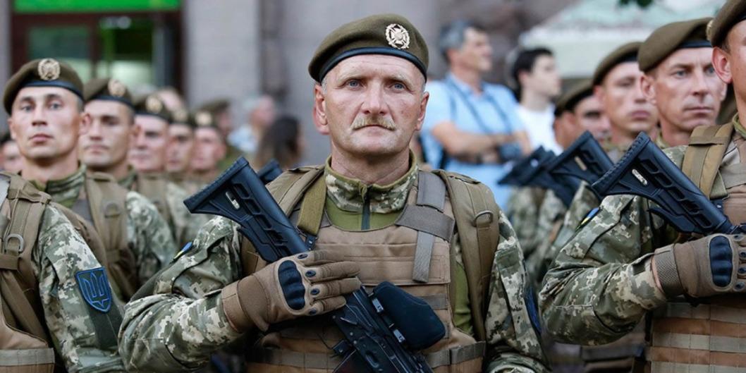 Soldaty VSU