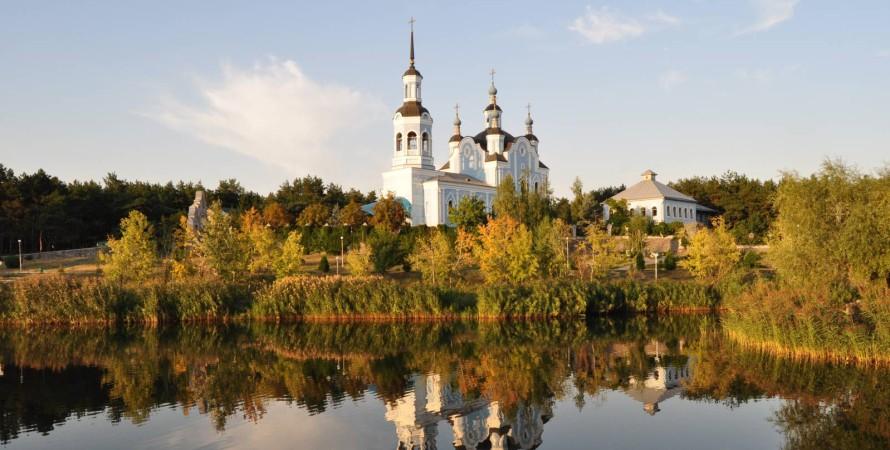 Путешествие-2021 в Украине. Горишни Плавни