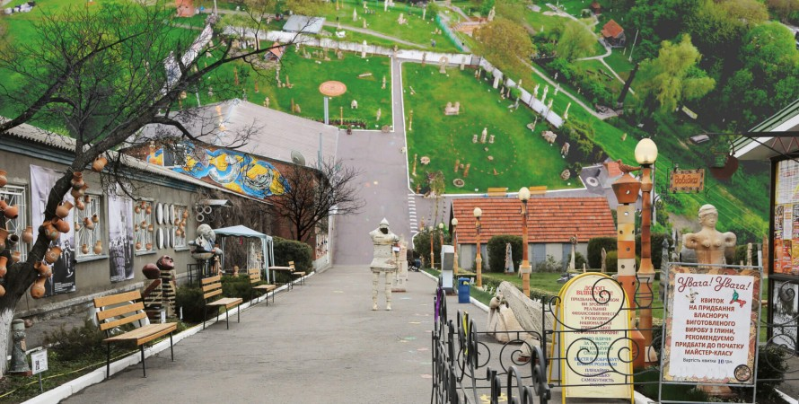 ТОП мест для путешествия в Украине. Опошня