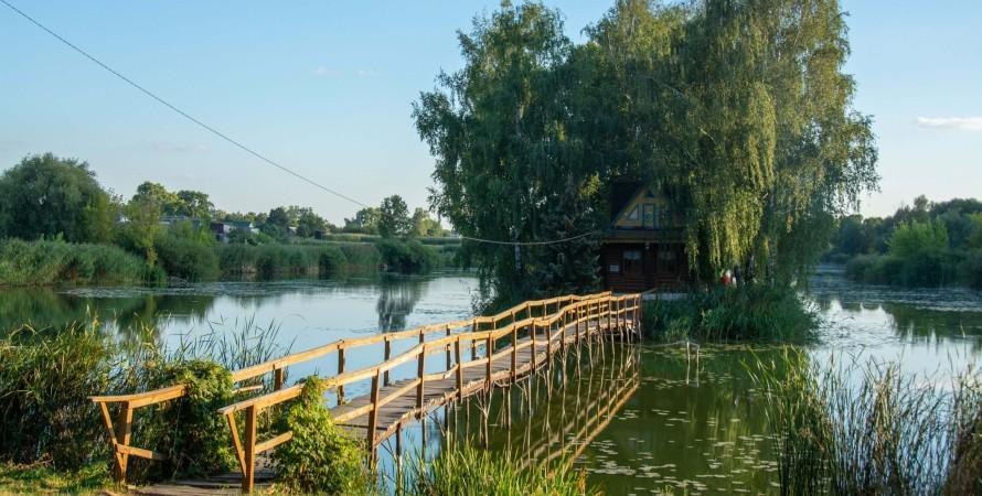 ТОП мест для путешествия в Украине. Старый Солотвин