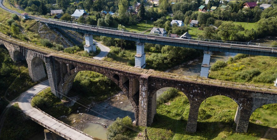 ТОП мест для путешествия в Украине. Ворохта в Карпатах