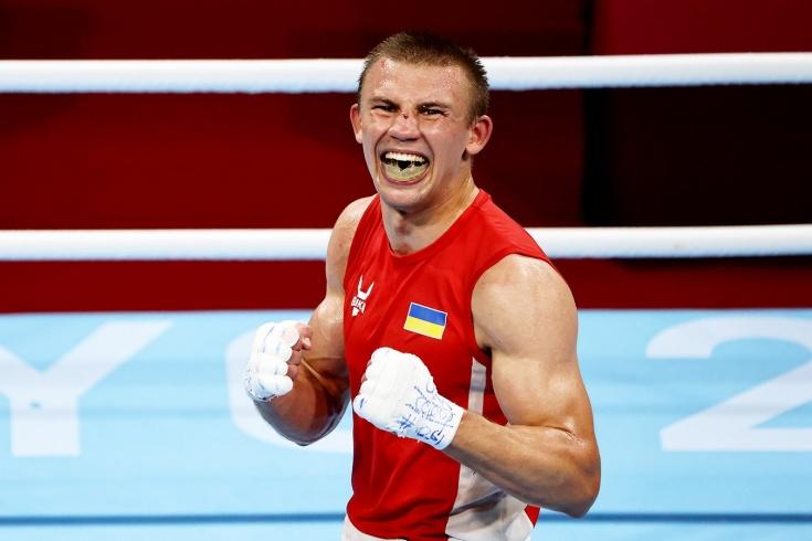 ukrainskij boksyor hizhnyak stal serebryanym medalistom olimpiady proigrav nokautom v fina 1628317645938437237