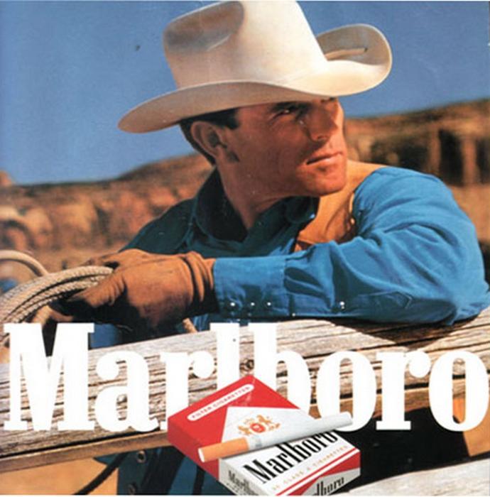 Kovboj Malboro