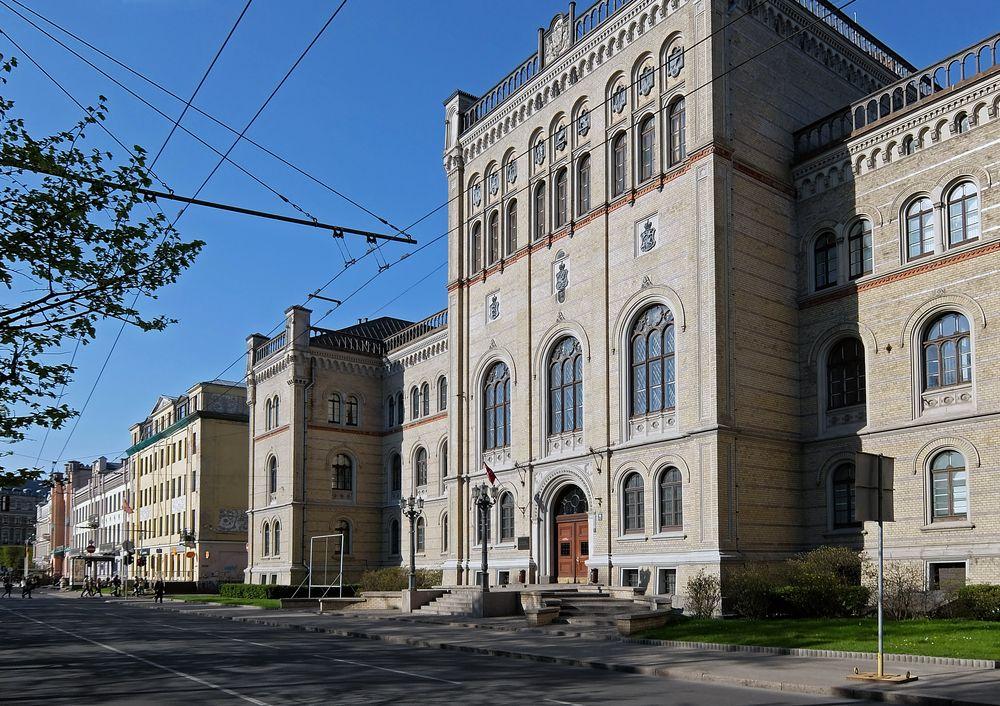 Latvijskij universitet 1