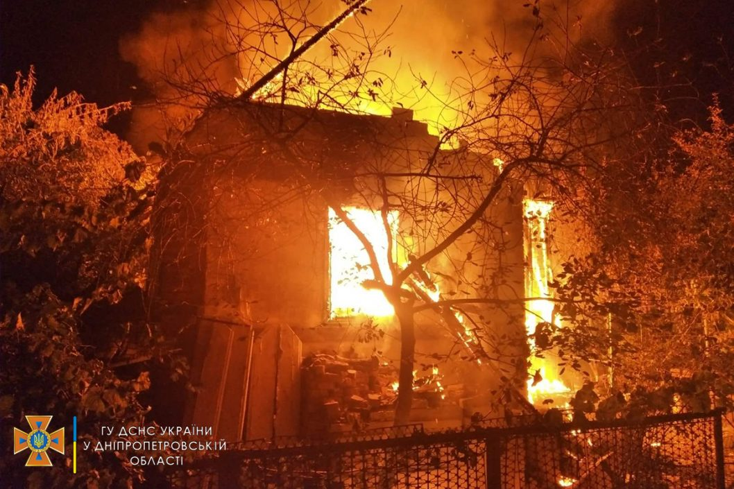 Novomoskovsk dacha pozhar 1