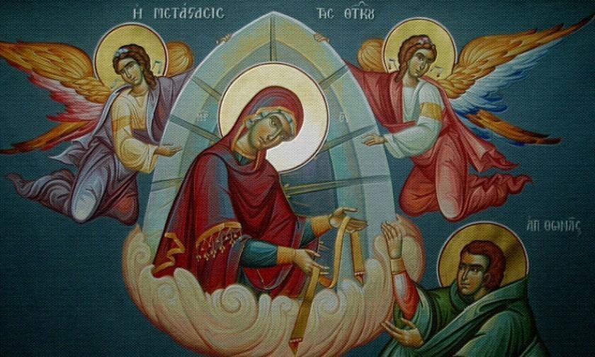 Poyas Devy Marii