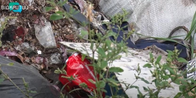 Мусорный коллапс: на рынках Днепра предприниматели не платят за вывоз отходов