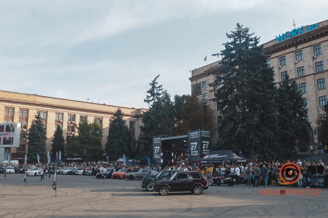 Vystavka Dnepr Fast Cars 2