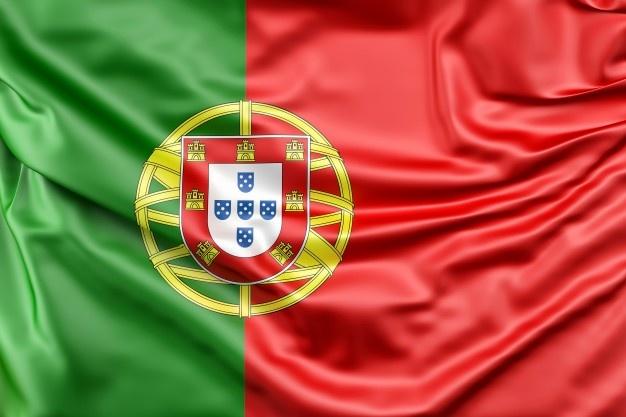 Flag Portugalii