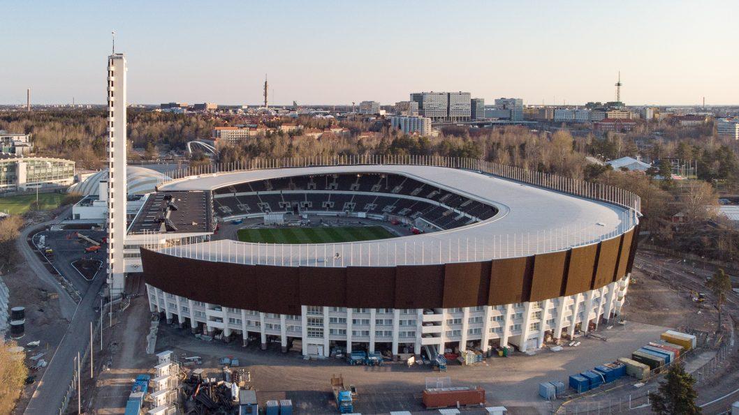 Olympiastadion 2020 04 19