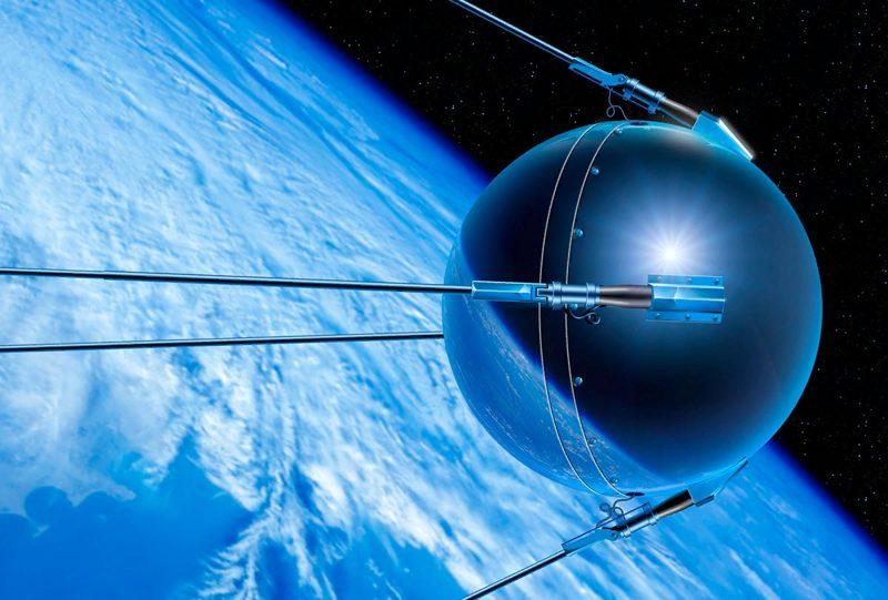 Pervyj sputnik