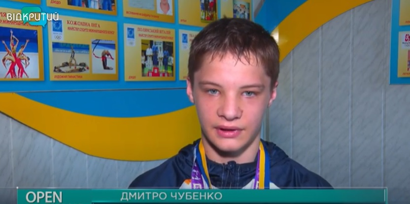 YUnyj chempion 1